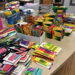 School Supply Drive for Saint Louis Crisis Nursery 2016 Post Image