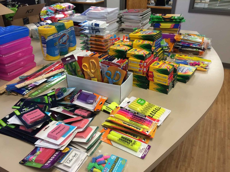 Thank You To Everyone Who Helped Us Collect School Supplies For Saint Louis Crisis Nursery We Are Very Proud Have Such Generous Employees