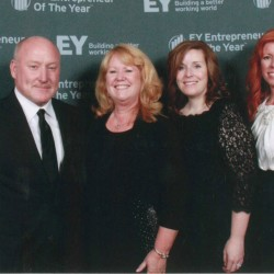 Ernst & Young Entrepreneur of the Year Awards Post Image